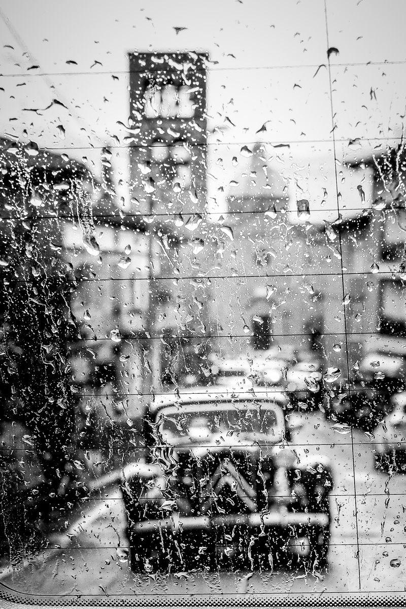 Alcuni dicono che la pioggia è senza scopo...